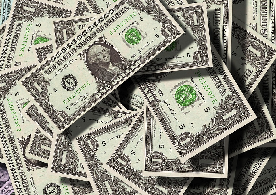 Prepare Your Start Up Capital dollar money scattered USA PostImage - 5 Ways to Jumpstart Your Childcare Service in the US
