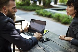 two business person meeting outside USA PostImage 300x200 - two business person meeting outside-USA-PostImage